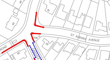 St Albans Avenue