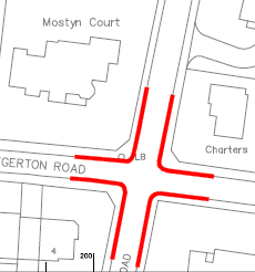 2016 Parking Map15 Egerton